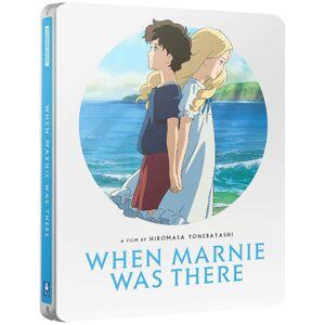 Studio Ghibli Steelbook Souvenirs de Marnie - Publicité