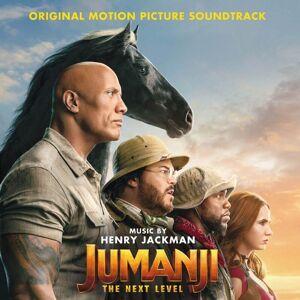Music On Vinyl Jumanji: The Next Level (Soundtrack) Coloured 2xLP - Publicité
