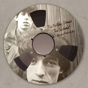 Reel-To-Reel Music Company The Rolling Stones - The Sessions Vol. 4 - Limited Edition Vinyl Picture Disc - Publicité