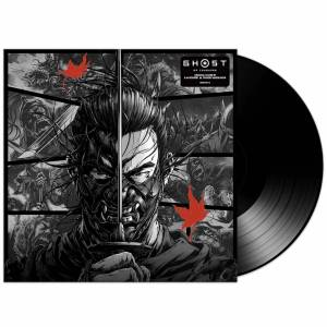 Milan Ghost of Tsushima (Musique du Jeu Vidéo) 3LP - Publicité