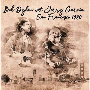 LondonCallingVinyl Bob Dylan With Jerry Garcia - San Francisco 1980 2LP - Publicité