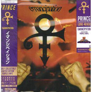 Sony Prince - Emancipation LP Set Japanese Edition - Publicité
