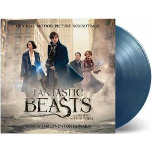Music On Vinyl BO Vinyle Les Animaux Fantastiques - Bande Originale (2LP) - Publicité