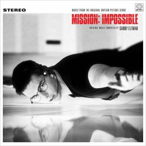 Mondo – Mission Impossible (musique de la bande-son originale du film) Double LP - Publicité