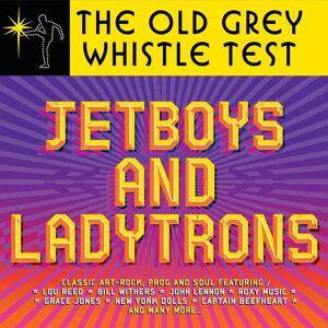Rhino Records Various Artists - Old Grey Whistle Test: Jet Boys & Ladytrons L.P. SET - Publicité