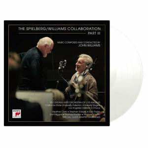 Music On Vinyl: At The Movies John Williams - The Spielberg/Williams Collaboration Part III [2LP] - Publicité