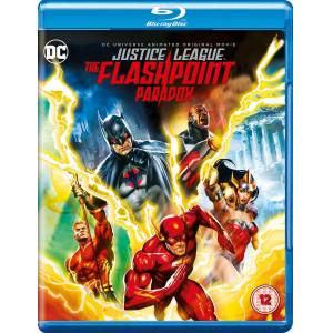 Warner Bros. Justice League: Flashpoint Paradox - Publicité