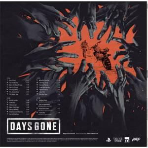Mondo - Days Gone (Bande Originale du Jeu Vidéo) - Publicité