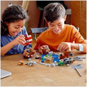 Lego Minecraft™: L'aventure du bateau pirate (21152) - Publicité