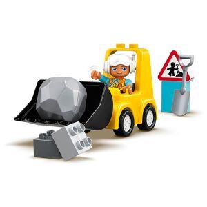 Lego DUPLO Bulldozer Construction Vehicle Toy Set (10930) - Publicité