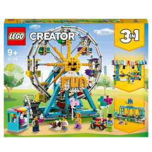 Lego Creator La grande roue (31119) - Publicité
