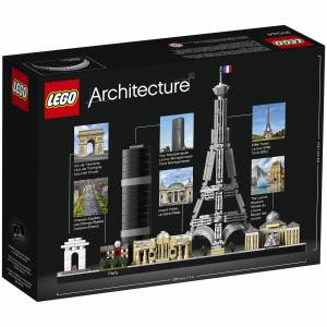 Lego Architecture: Paris (21044) - Publicité