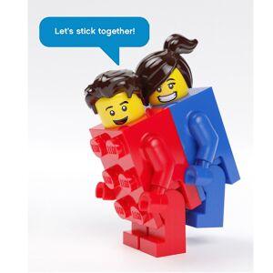 Abrams & Chronicles LEGO Minifigure Notes - Publicité