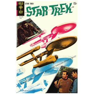 Star Trek Roman graphique Star Trek New Visions - Publicité