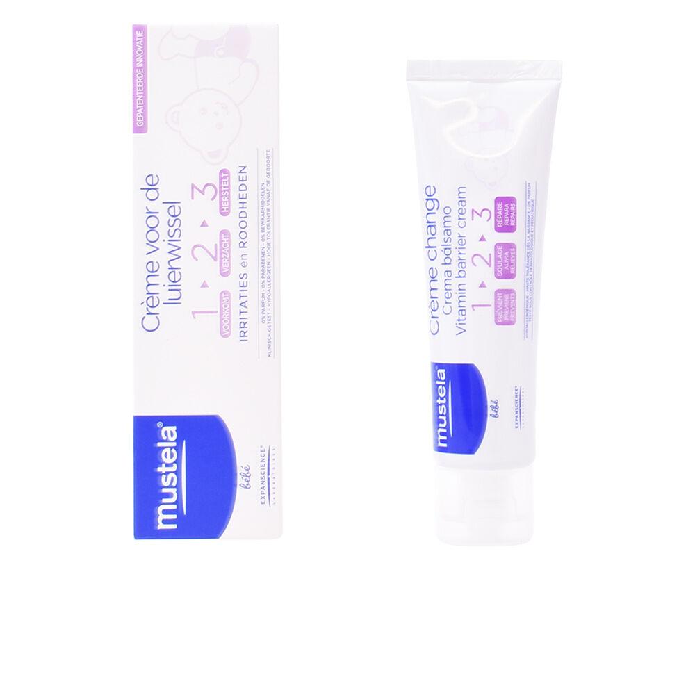 Mustela BÉBÉ creme change 1-2-3  50 ml