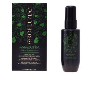 Orofluido AMAZONIA reparing balm  100 ml - Publicité