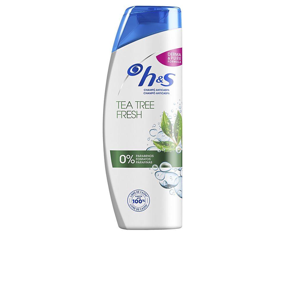 Head & Shoulders H&S; TEA TREE FRESH limpia & purifica champú  360 ml