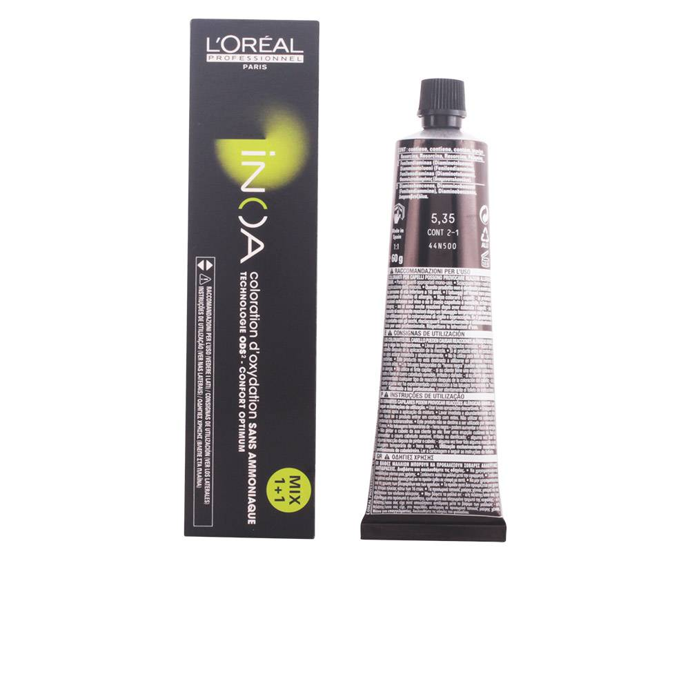 L'Oreal Expert Professionnel INOA coloration d'oxydation sans amoniaque  #5,35  60 gr