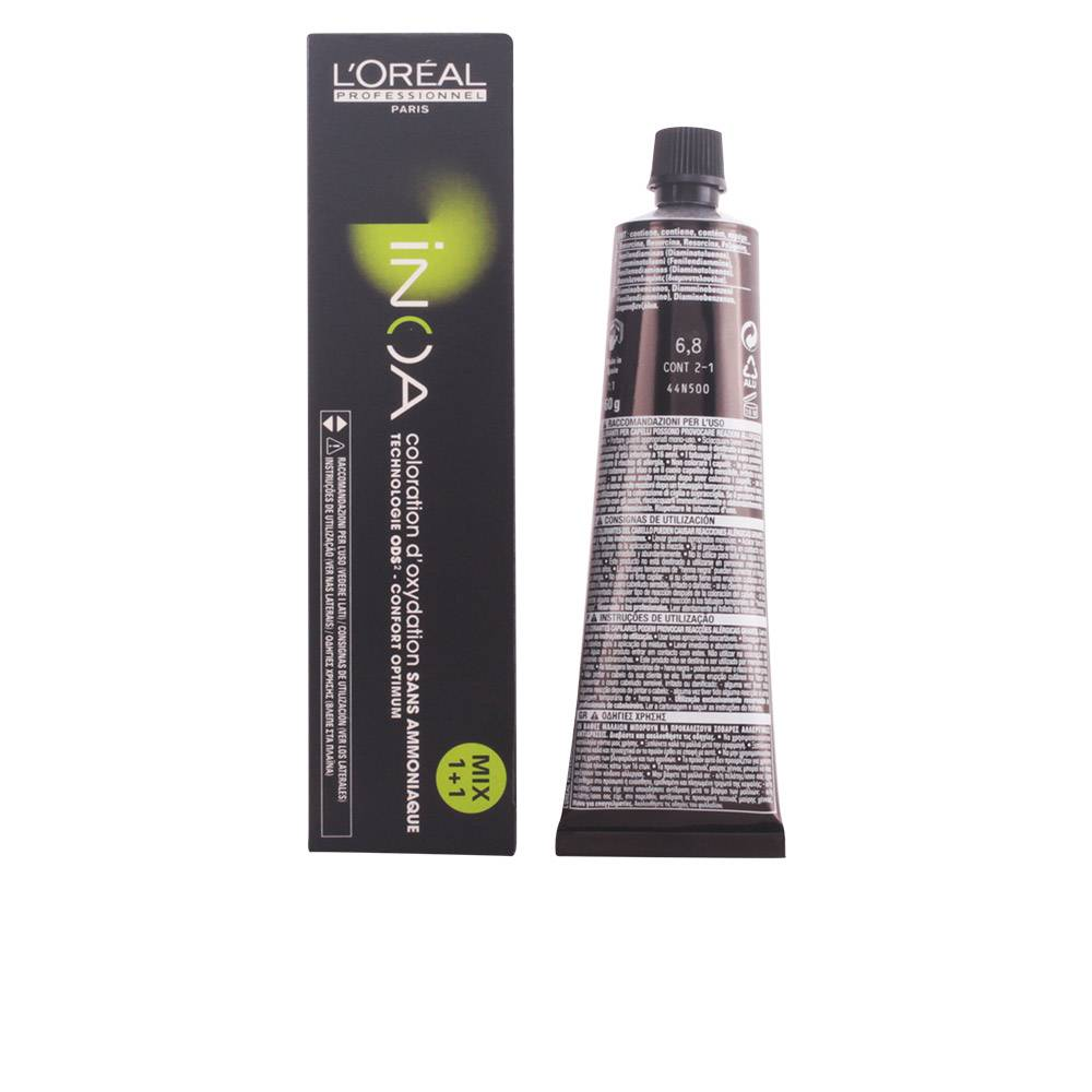 L'Oreal Expert Professionnel INOA coloration d'oxydation sans amoniaque  #6,8  60 gr