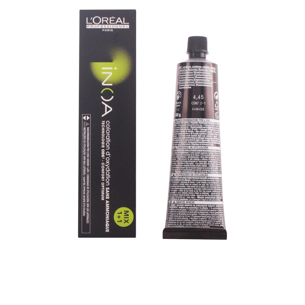 L'Oreal Expert Professionnel INOA coloration d'oxydation sans amoniaque  #4,45 60 g
