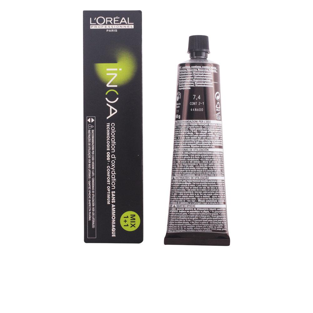 L'Oreal Expert Professionnel INOA coloration d'oxydation sans amoniaque  #7,4 60 g