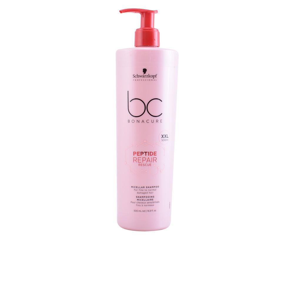 Schwarzkopf BC PEPTIDE REPAIR RESCUE micellar shampoo fine hair  500 ml