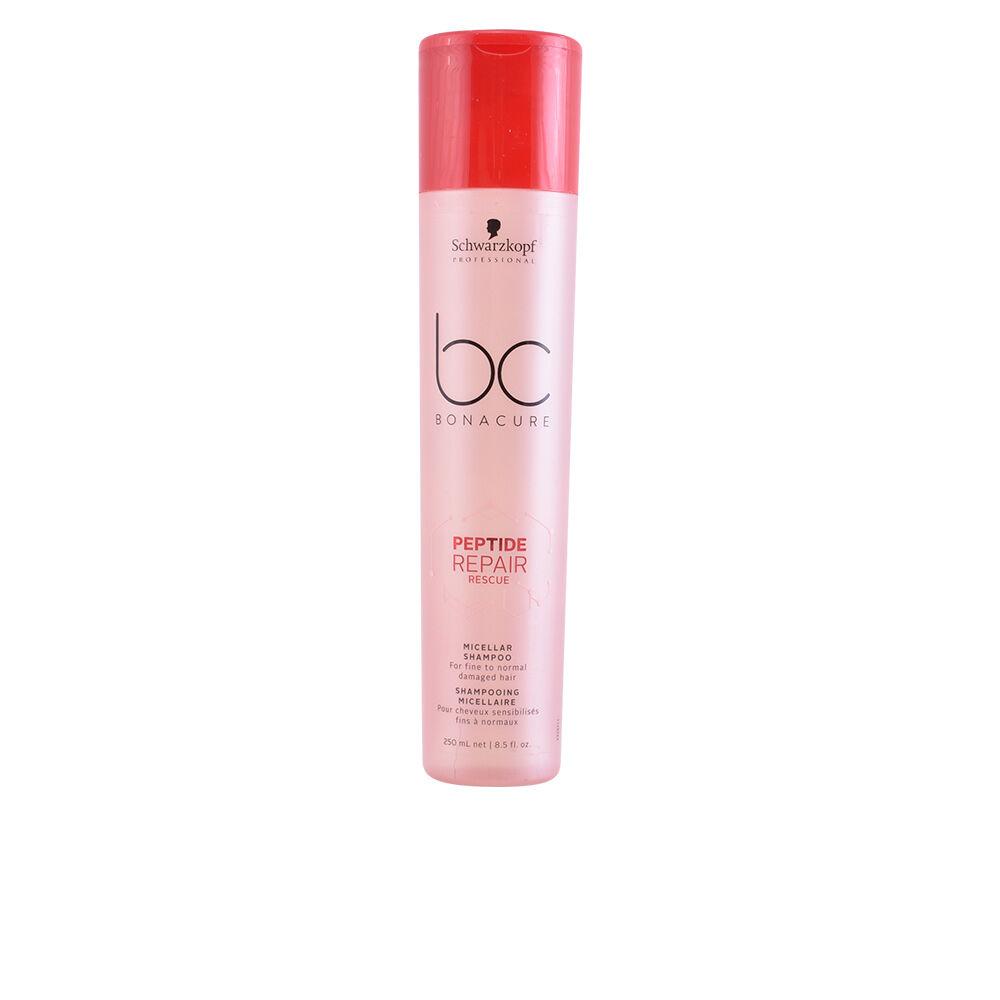 Schwarzkopf BC PEPTIDE REPAIR RESCUE micellar shampoo fine hair  250 ml