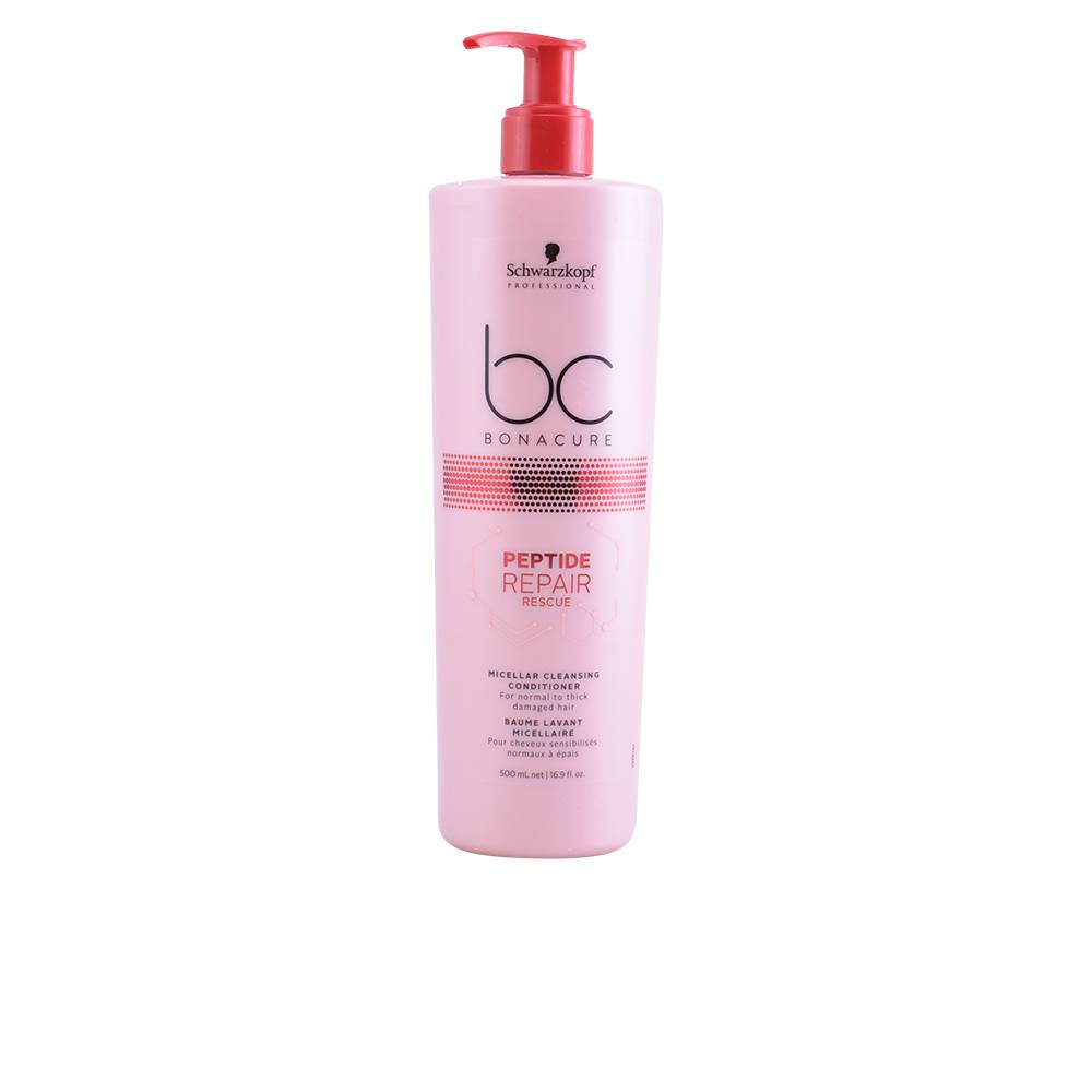 Schwarzkopf BC PEPTIDE REPAIR RESCUE micellar cleansing conditioner