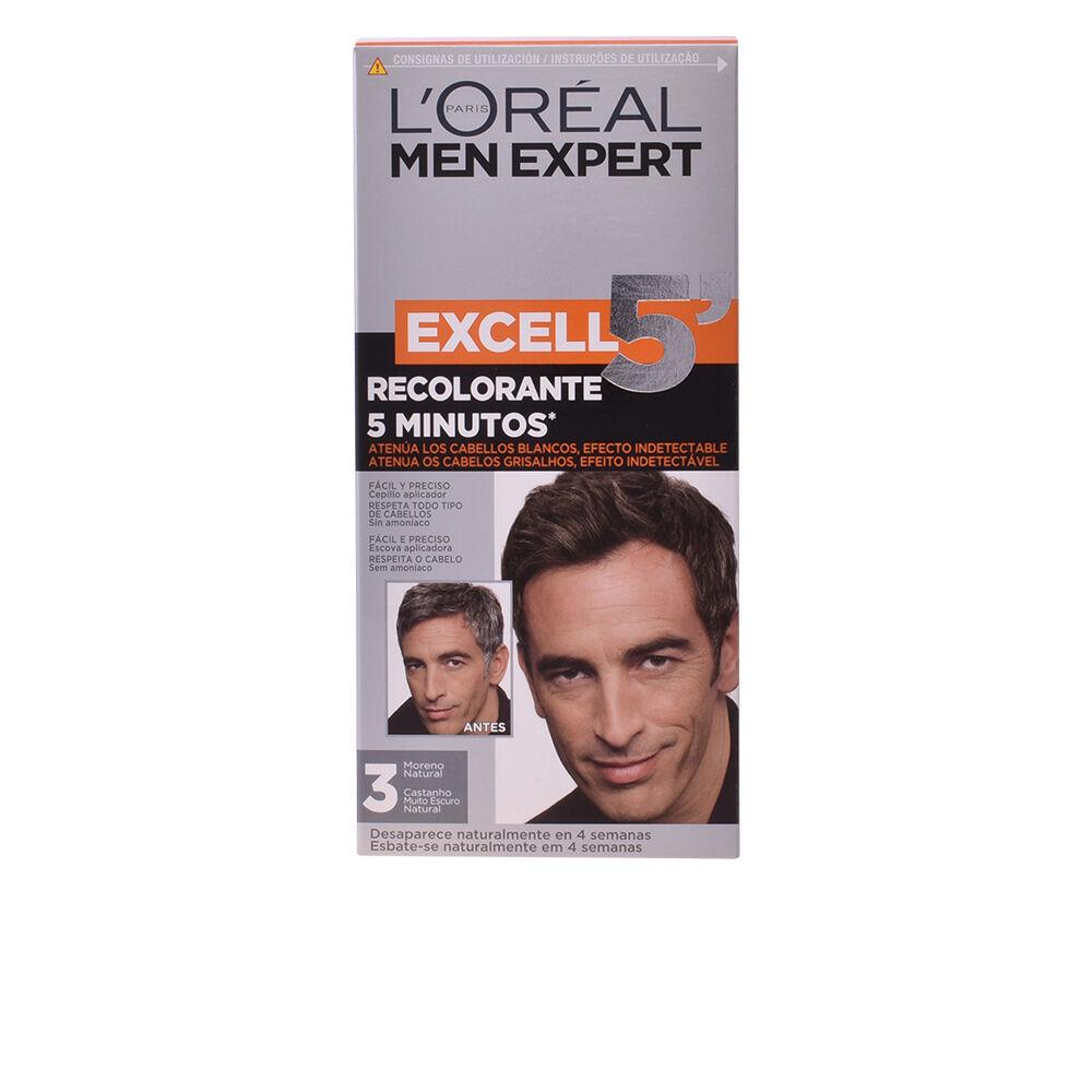 L'Oreal Make Up EXCELL5 MEN  #3-moreno natural