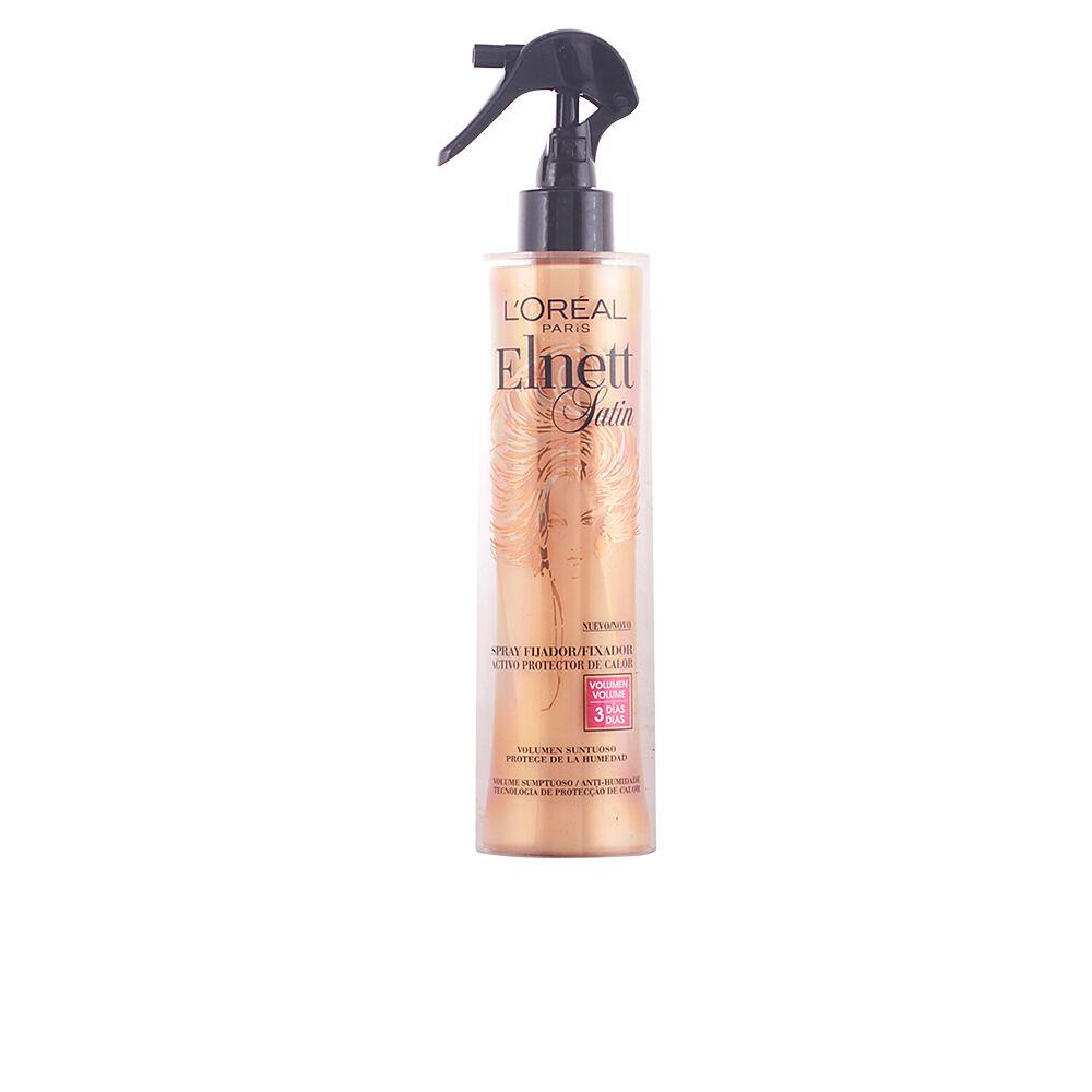 L'Oreal Make Up ELNETT PROTECTOR CALOR spray fijador volumen  170 ml