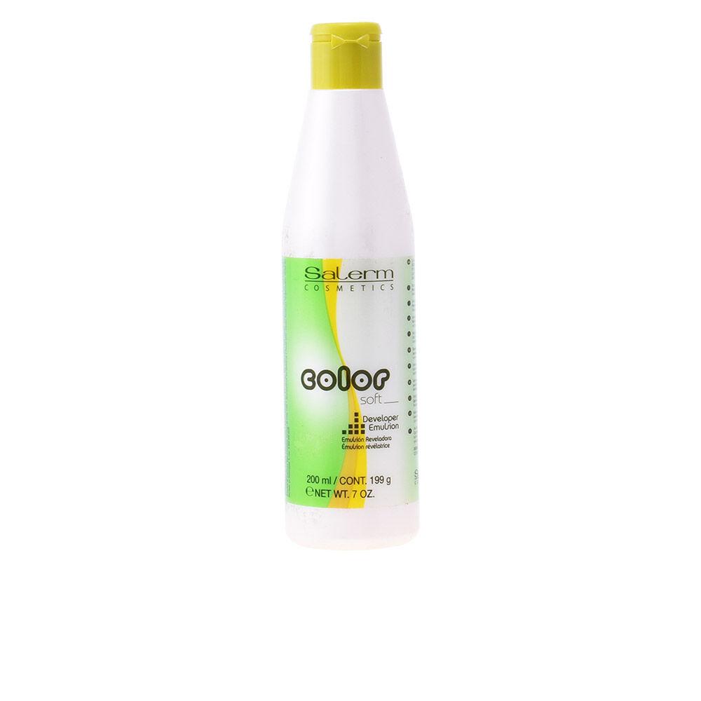 Salerm COLOR SOFT developer emulsion  200 ml