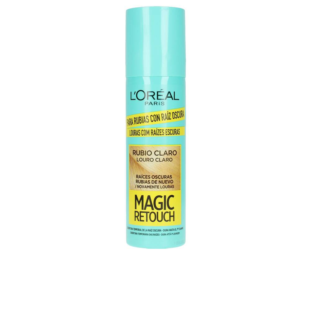 L'Oreal Make Up MAGIC RETOUCH  #9,3-rubio claro raiz oscura spray