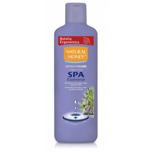 Natural Honey SPA EXPERIENCE bath gel  650 ml - Publicité