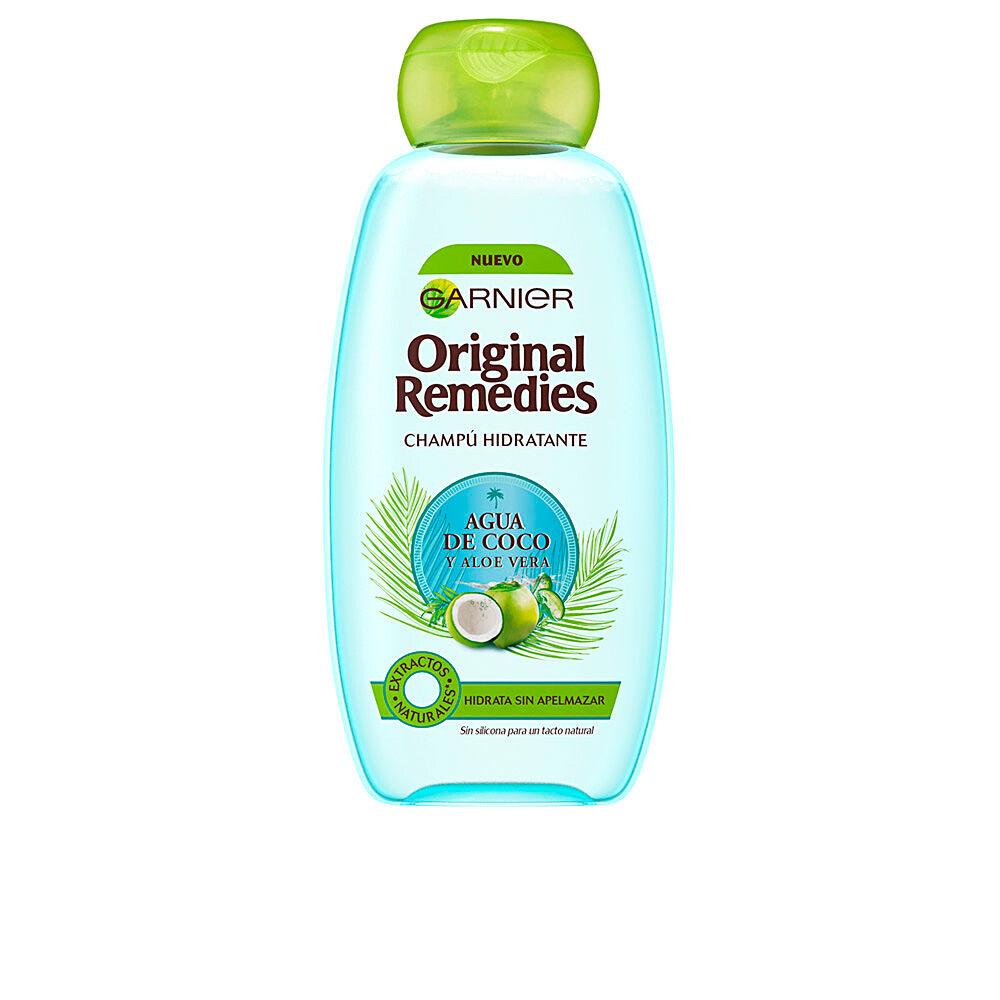 Garnier ORIGINAL REMEDIES champú agua coco y aloe  300 ml