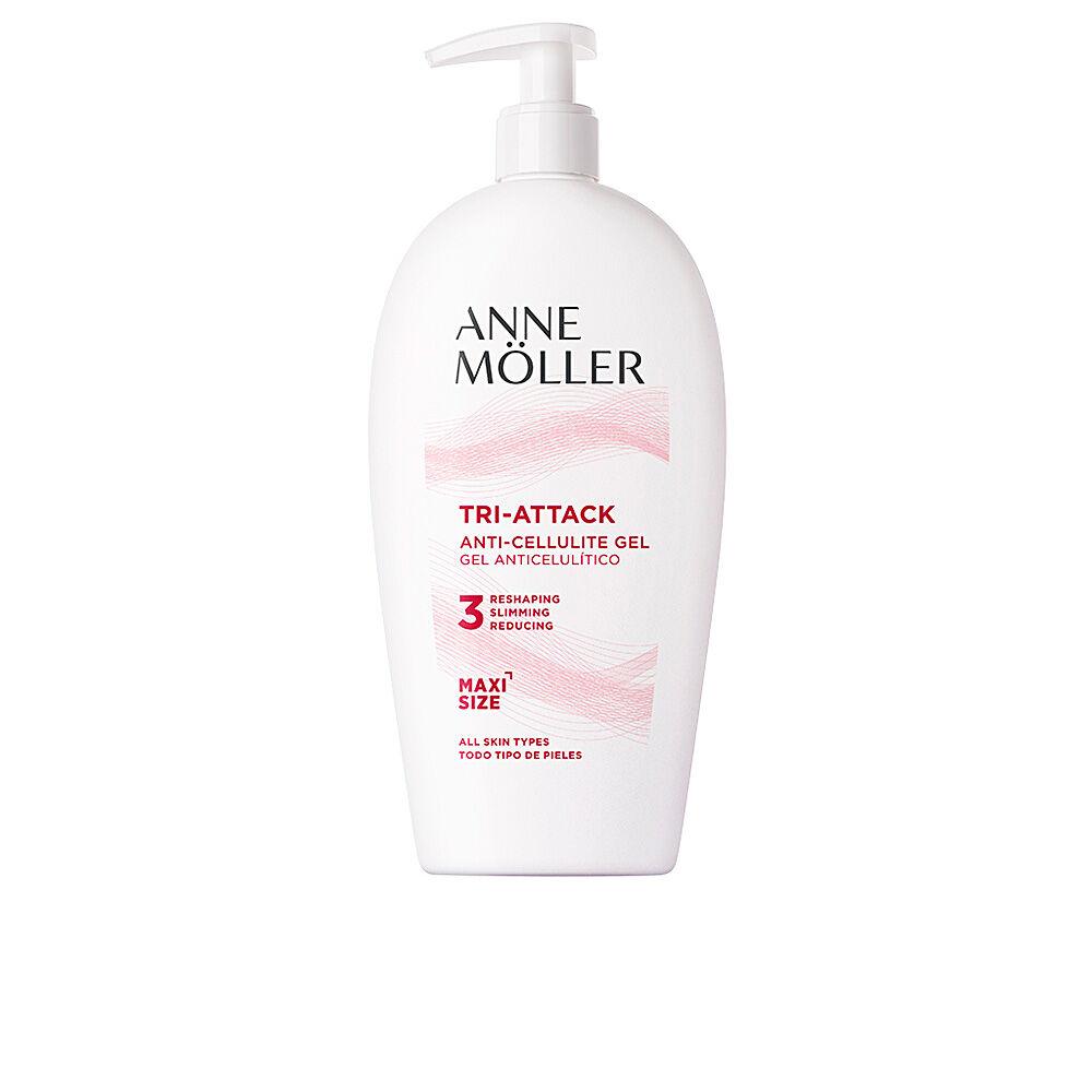 Anne Möller TRI-ATTACK anti-cellulite gel  400 ml