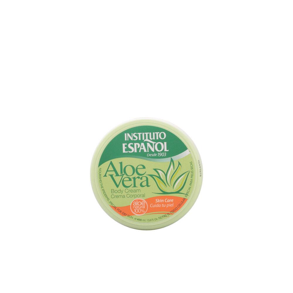 Instituto Español ALOE VERA crema corporal  400 ml