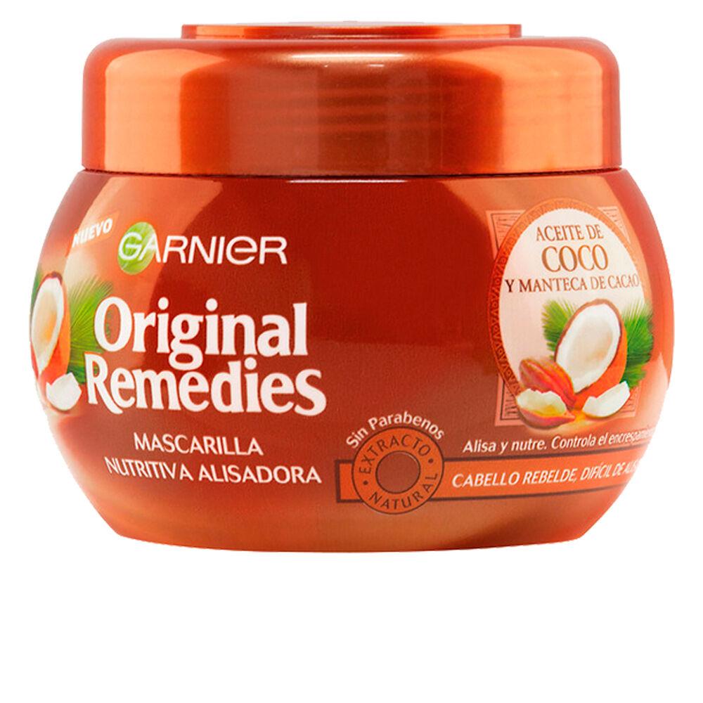 Garnier ORIGINAL REMEDIES mask aceite coco y cacao  300 ml