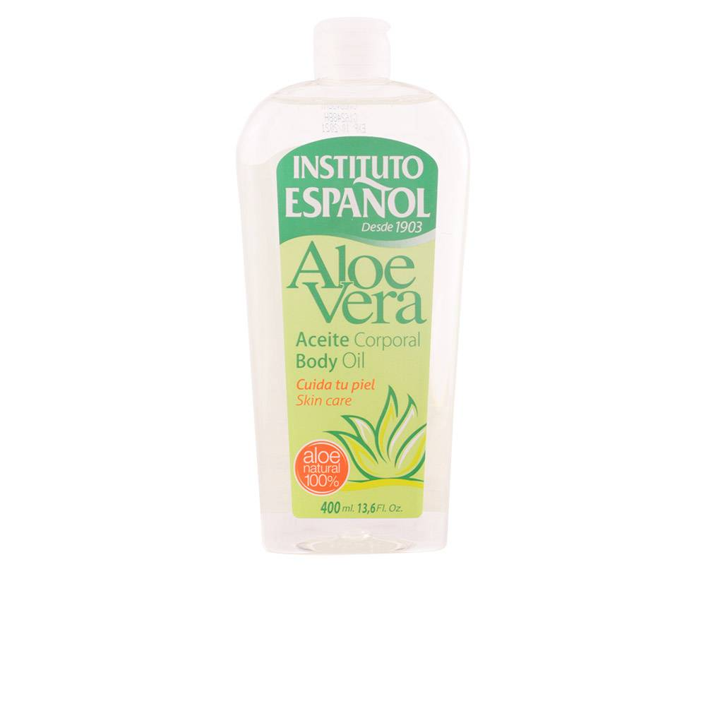 Instituto Español ALOE VERA aceite corporal  400 ml