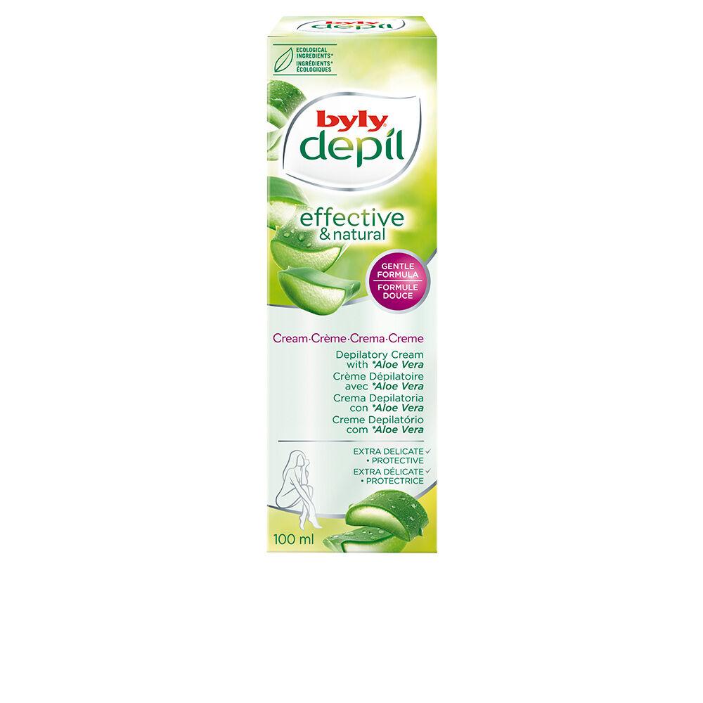 Byly DEPIL crema depilatoria extra delicada aloe vera  75 ml