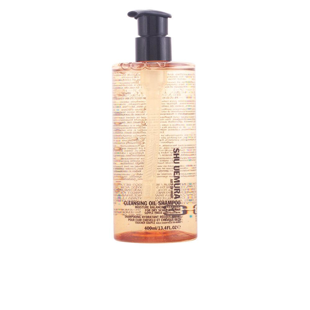 Shu Uemura CLEANSING OIL shampoo for dry scalp and hair  400 ml