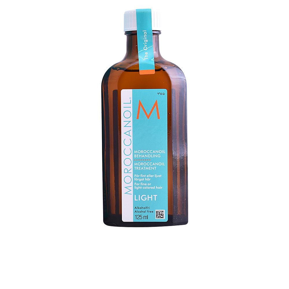 Moroccanoil LIGHT oil treatment for fine & light colored hair  125 ml