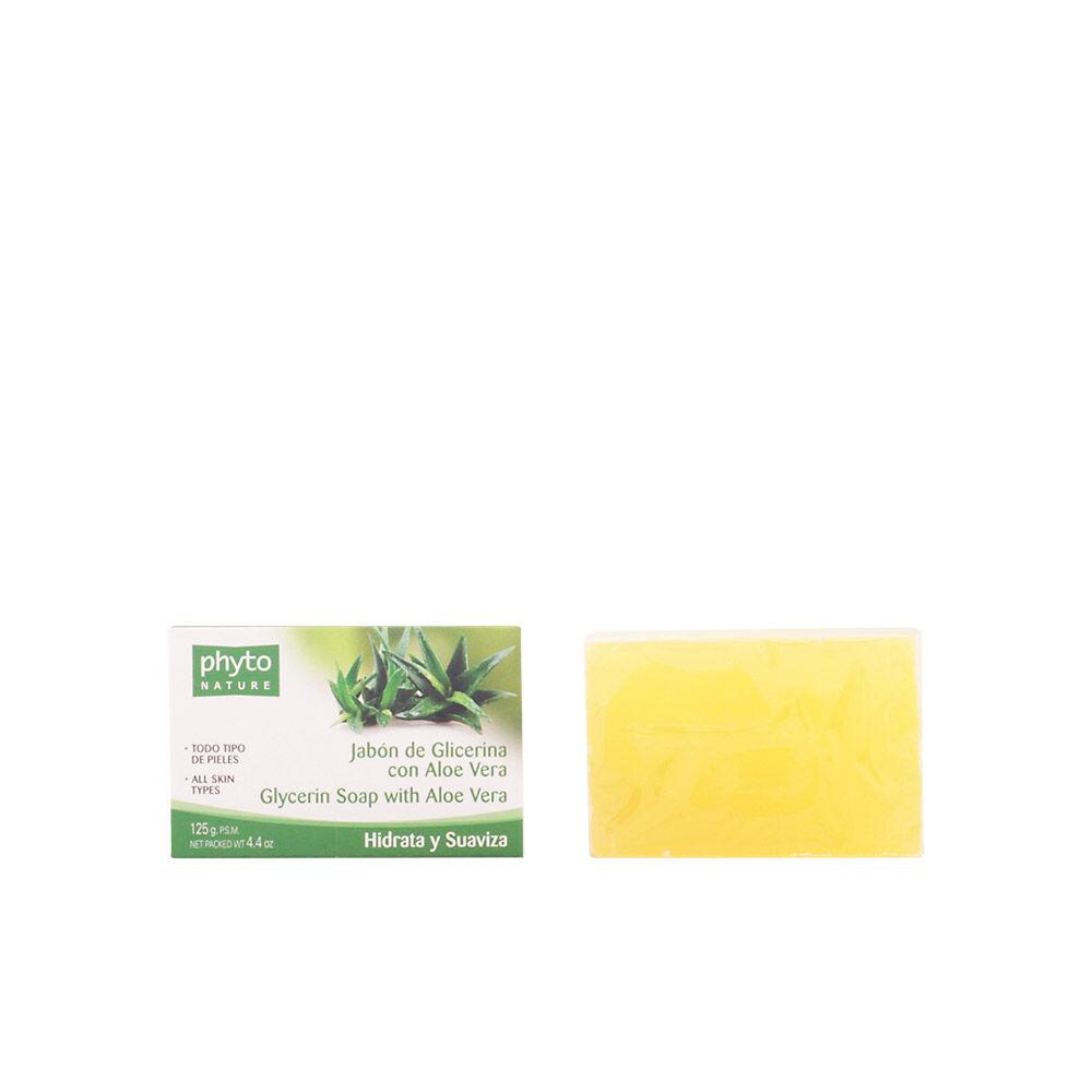 Luxana PHYTO NATURE pastilla jabón aloe vera  120 gr