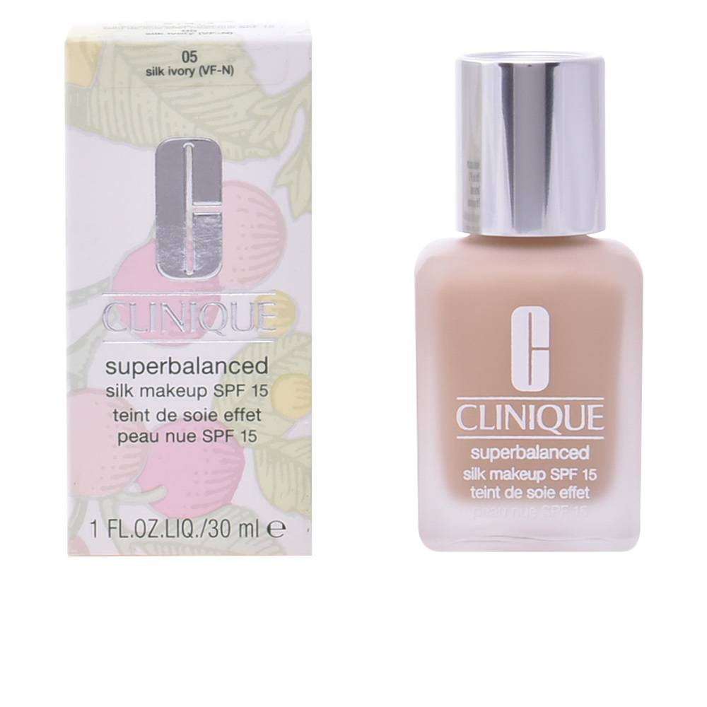 Clinique SUPERBALANCED SILK makeup  #05-silk ivory  30 ml