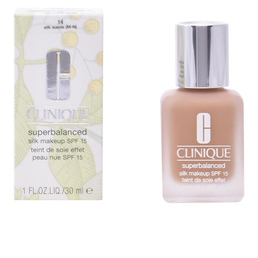 Clinique SUPERBALANCED SILK makeup  #14-silk suede  30 ml