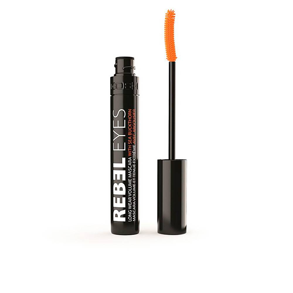GOSH REBEL EYES long wear volume mascara  #001-black  10 ml