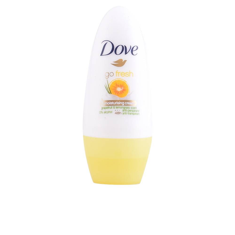 Dove GO FRESH grapefruit & lemongrass deo roll-on  50 ml