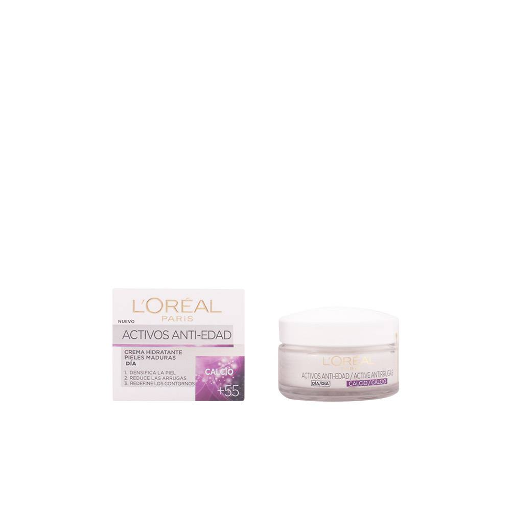 L'Oreal Make Up ANTI-ARRUGAS EXPERT CALCIO +55 crema  50 ml