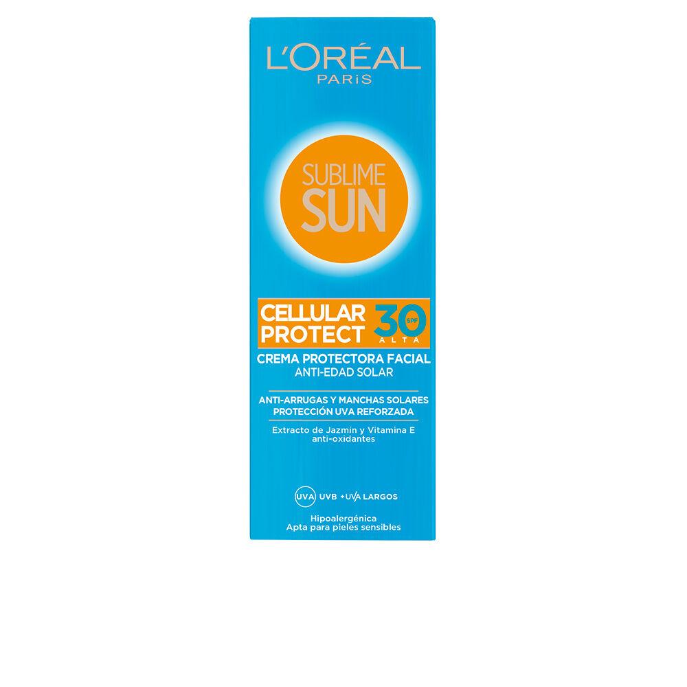 L'Oreal Make Up SUBLIME SUN facial cellular protect SPF30  75 ml