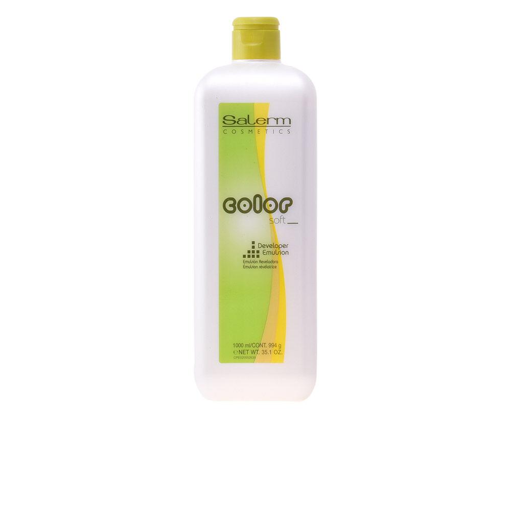 Salerm COLOR SOFT developer emulsion  1000 ml