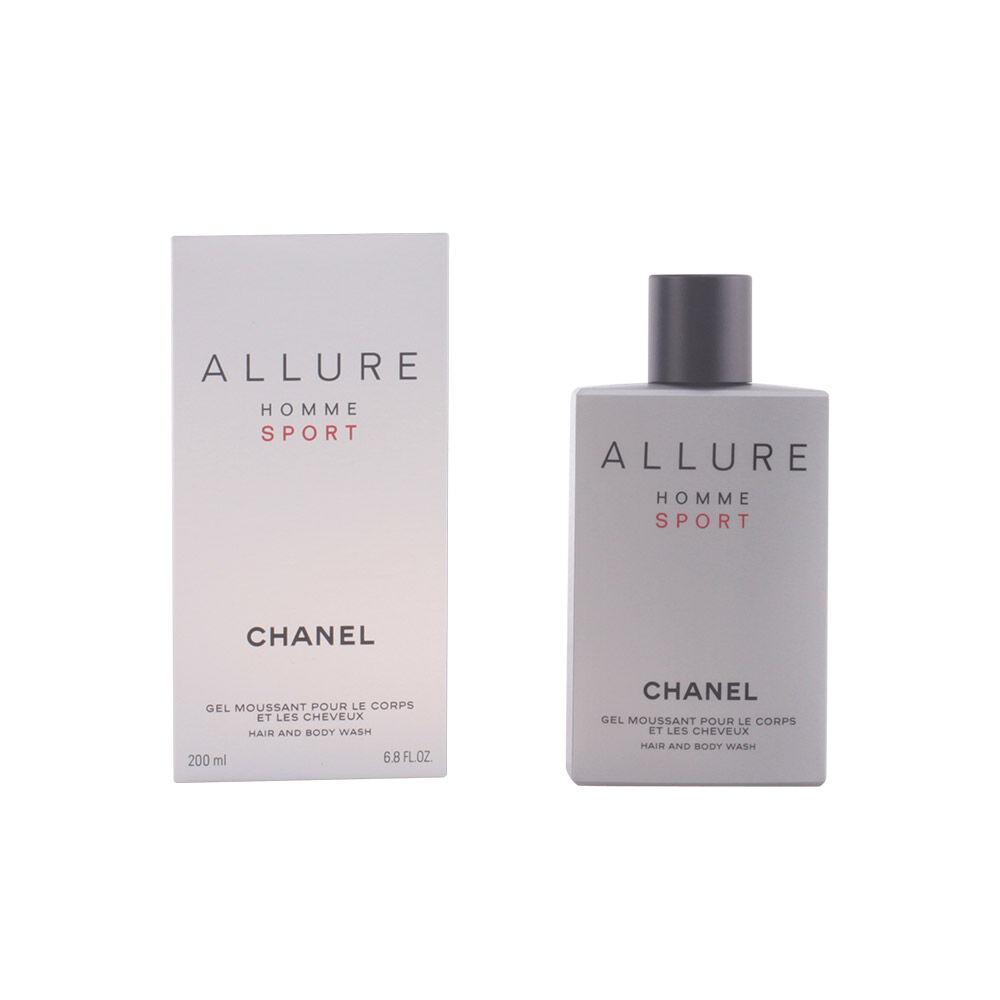 Chanel ALLURE HOMME SPORT gel moussant cheveux & corps  200 ml